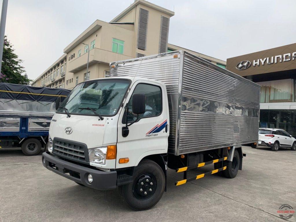 Hyundai Mighty 2017