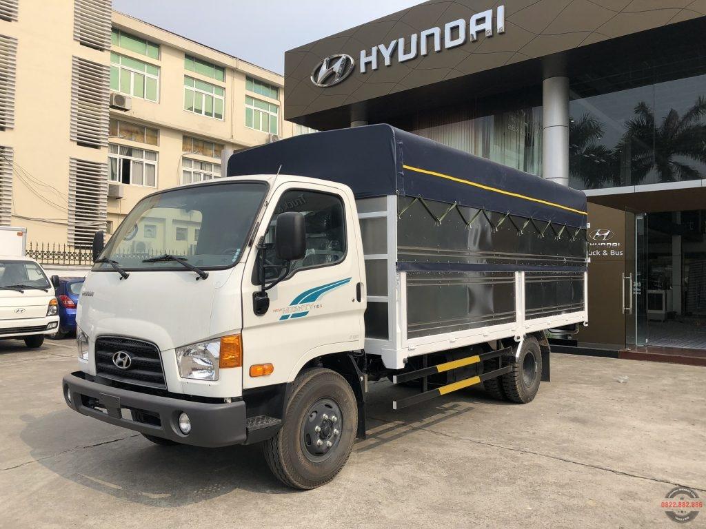 Hyundai Mighty 110SP