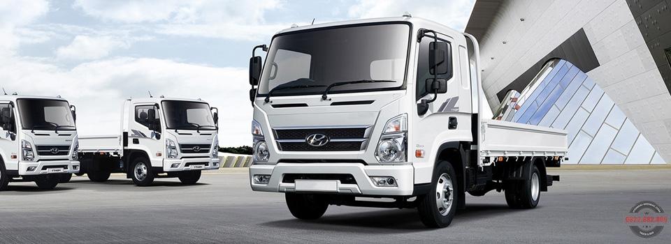 Hyundai Mighty Ex