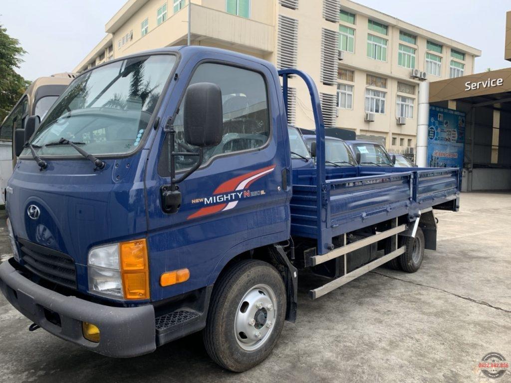 Giá xe tải 2.5 tấn Hyundai