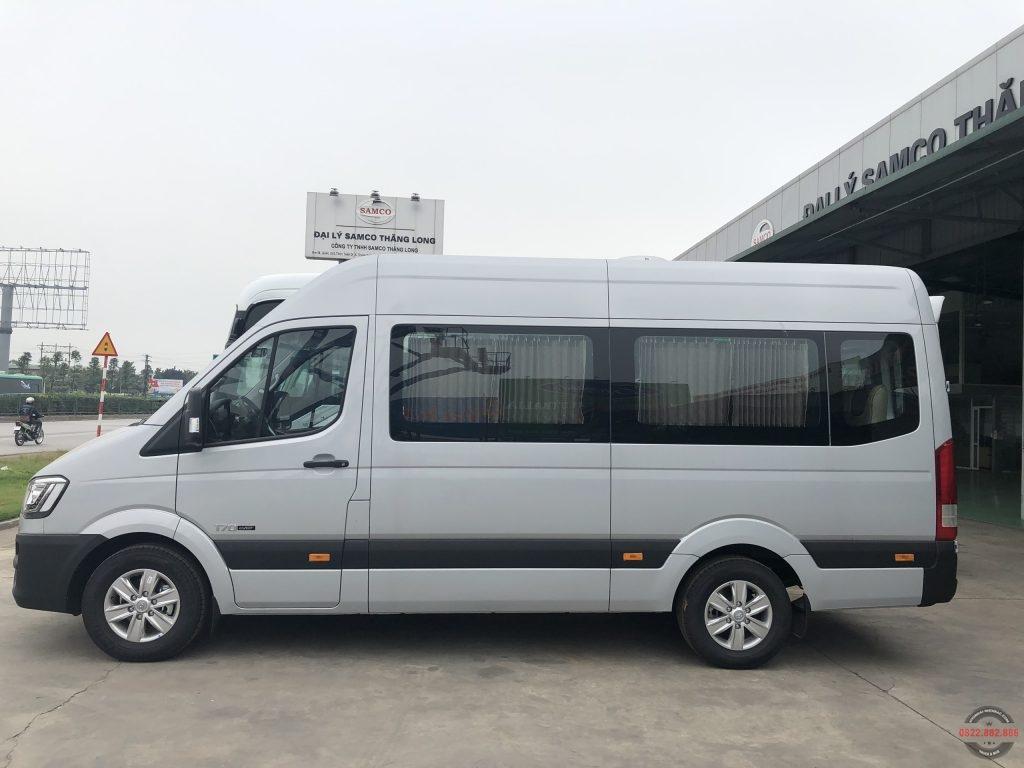 Hyundai Solati ghế Universe