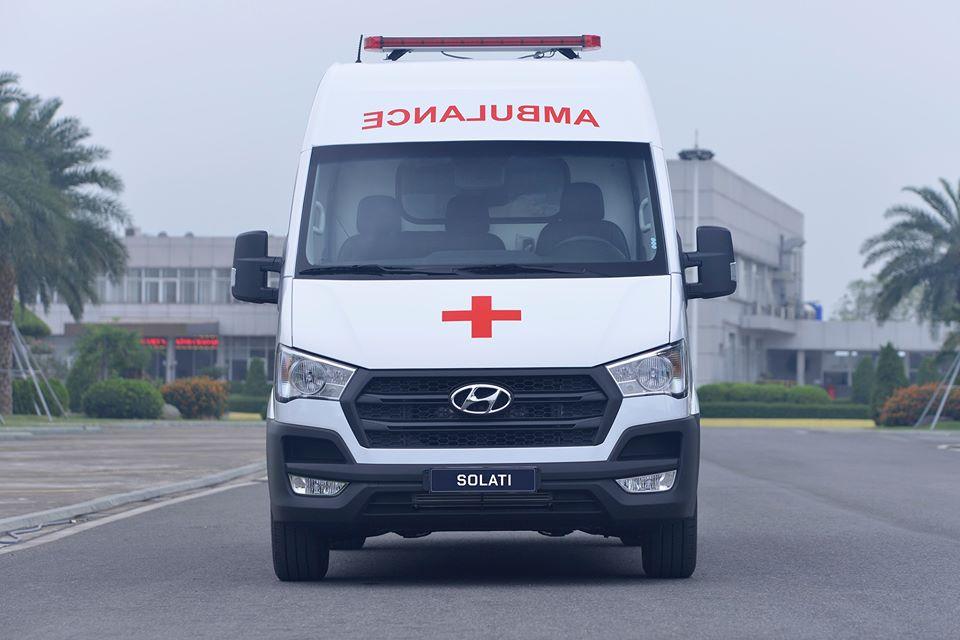 Hyundai Solati Cứu Thương