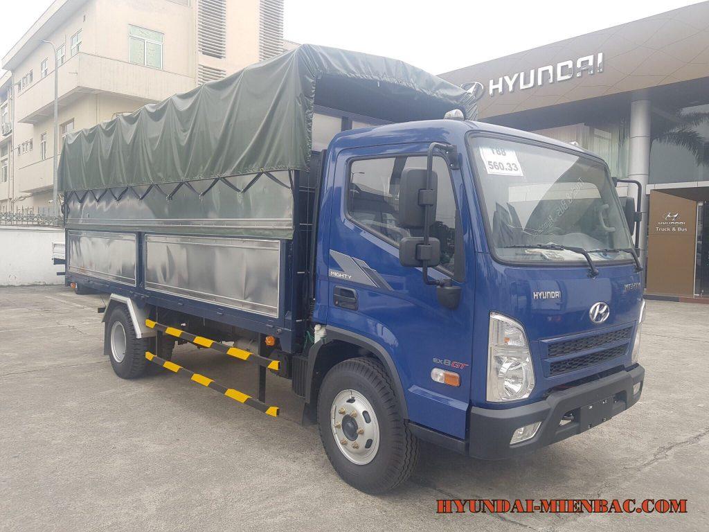 Hyundai Mighty EX8 GTS2