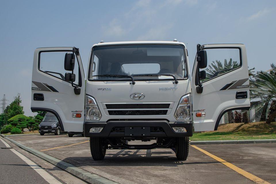 Hyundai Mighty EX8 GT