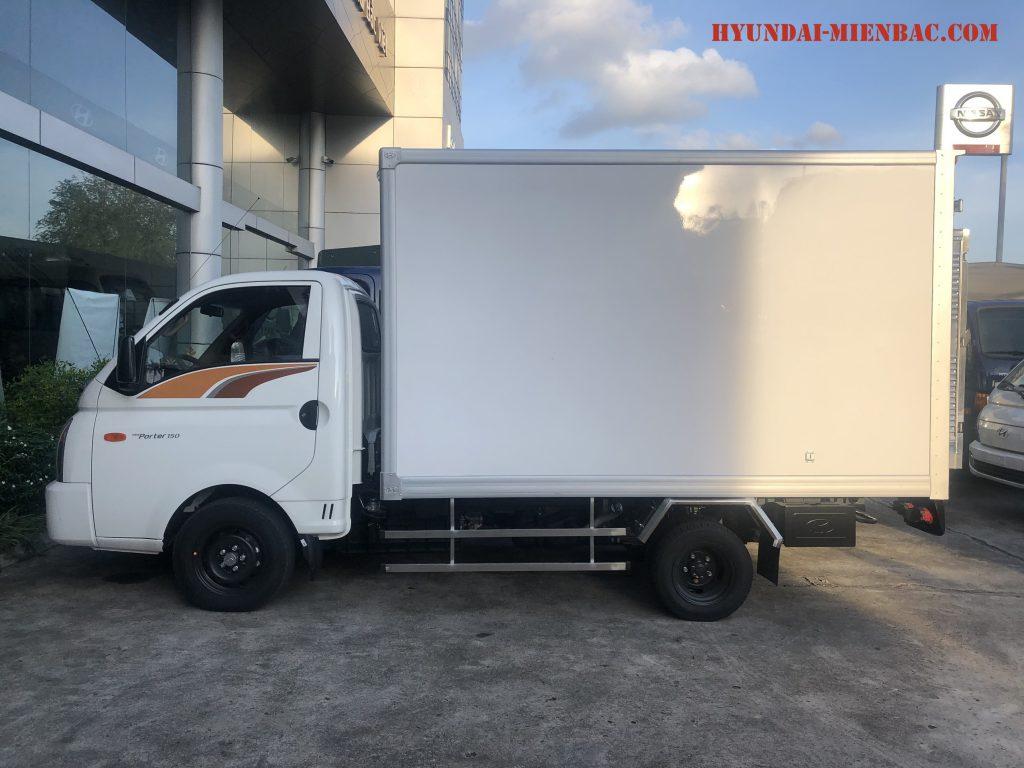 Hyundai Porter thùng Composite
