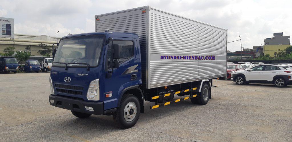 Xe tải Hyundai Ex8 GTL