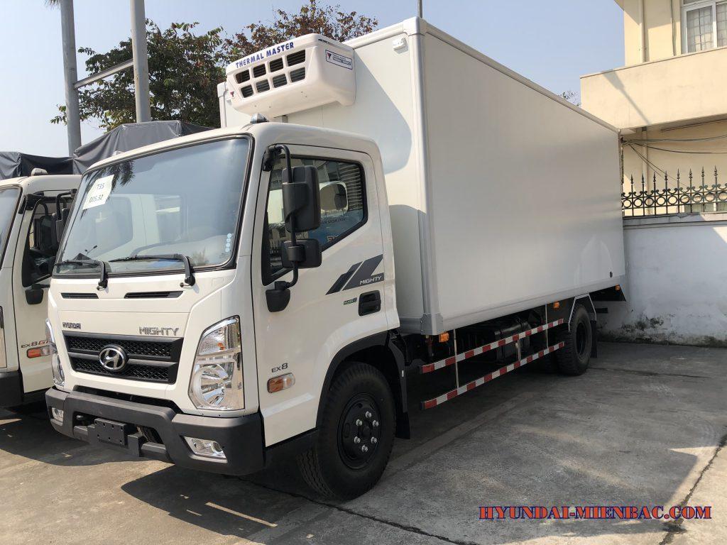 Hyundai Ex8 Đông Lạnh