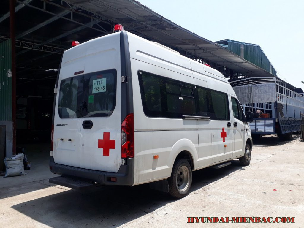 Xe Gaz Ambulance